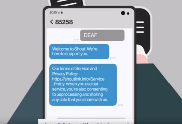 Crisis Text Service